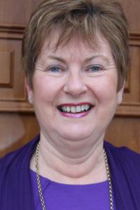 Christine Anthony (Medical Secretary)